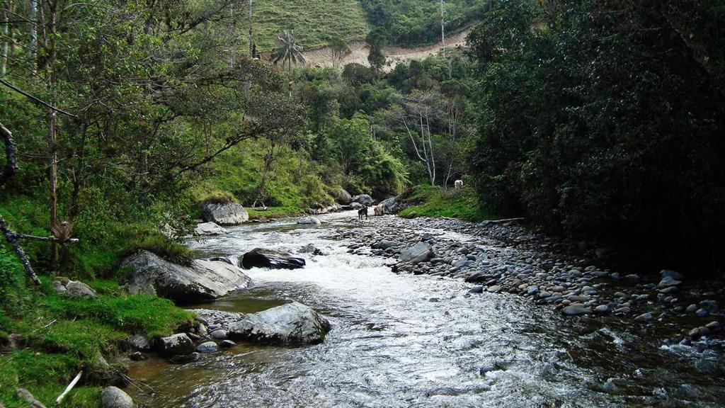 Proyecto hidroeléctrico Cucuana