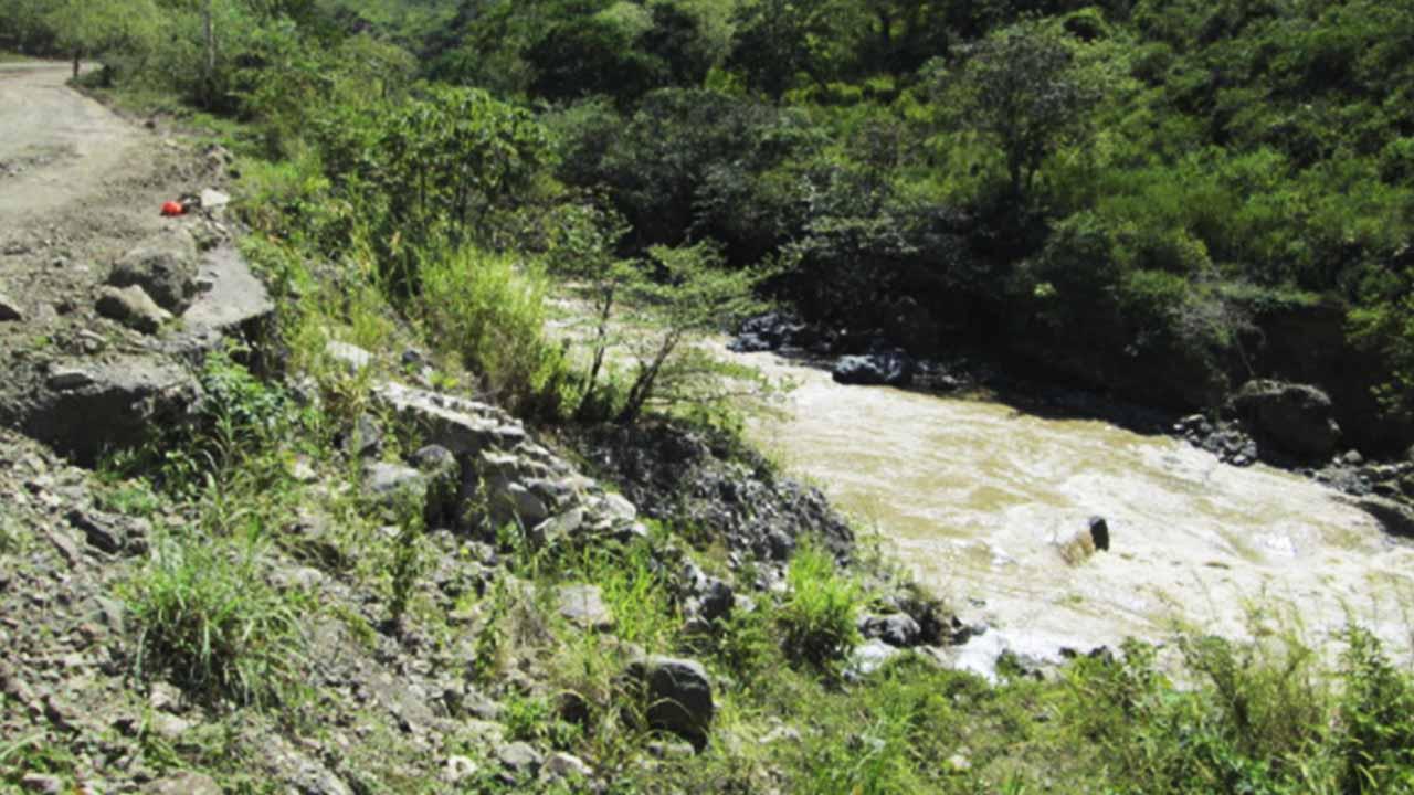 Carretera Dabeiba – Santa Fe de Antioquia